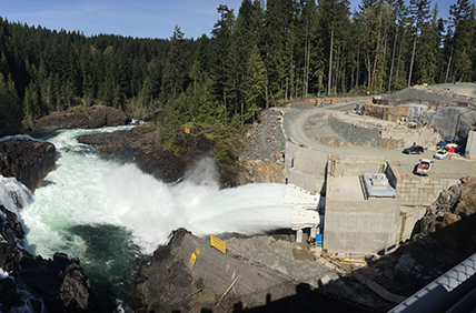 John Hart Generating Station Replacement Project reaches total completion